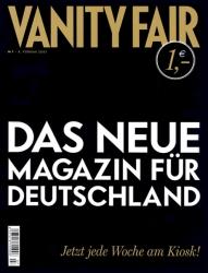 VANITY FAIR GERMANY