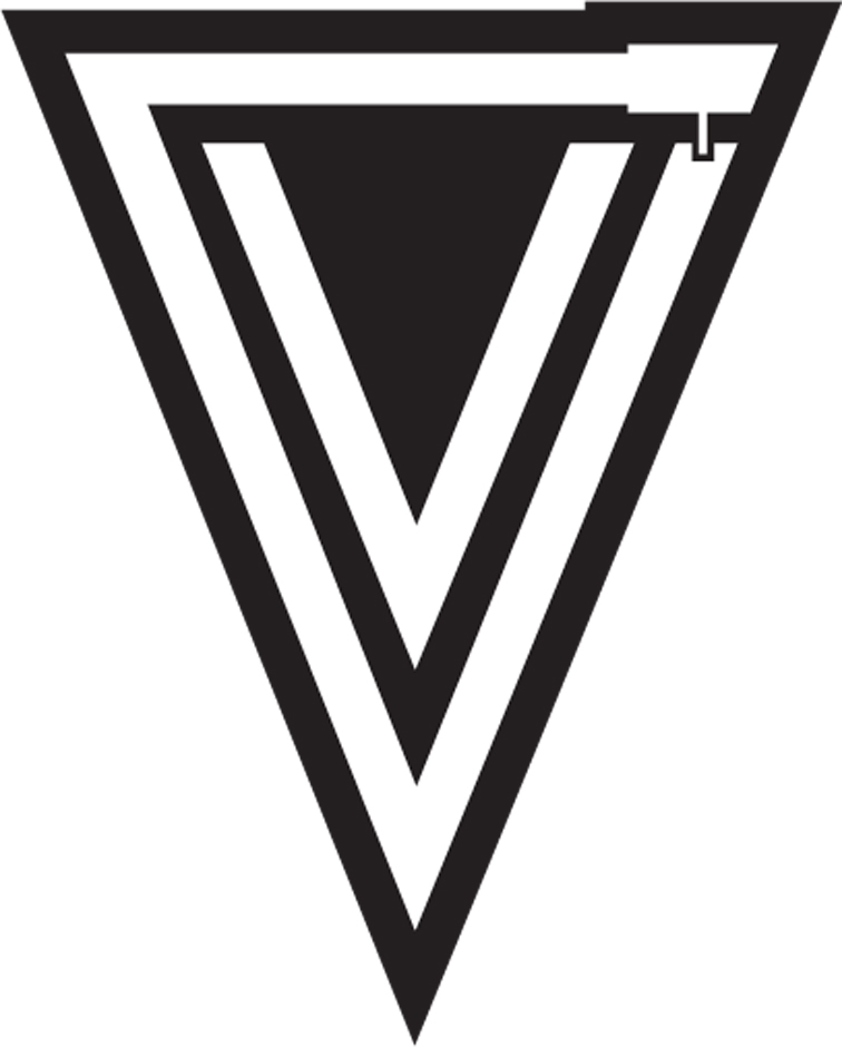 V Only Logo